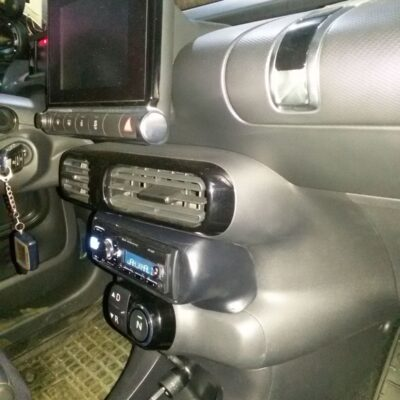 Встановлення автомагнітоли в автомобіль